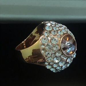 Henri Bendel Cocktail Ring